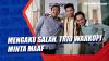 Mengaku Salah, Trio Warkopi Minta Maaf