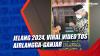 Jelang 2024, Viral Video Tos Airlangga-Ganjar