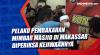 Pelaku Pembakaran Mimbar Masjid di Makassar Diperiksa Kejiwaannya
