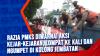 Razia PMKS Diwarnai Aksi Kejar-Kejaran, Lompat ke Kali dan Ngumpet di Kolong Jembatan