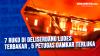 7 Ruko di Deliserdang Ludes Terbakar , 5 Petugas Damkar Terluka