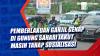 Pemberlakuan Ganjil Genap di Gunung Sahari Jakut Masih Tahap Sosialisasi