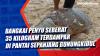 Bangkai Penyu Seberat 35 Kilogram Terdampar di Pantai Sepanjang Gunungkidul