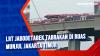 LRT Jabodetabek Tabrakan di Ruas Munjul Jakarta Timur