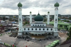 Masjid Jami, Ikon Religi Sekaligus Bangunan Cagar Budaya di Pangkalpinang