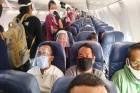 Tak Ada Jarak Aman Dalam Penerbangan Lion Air, Bisa Picu Klaster Baru COVID-19