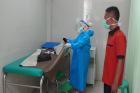 Miris, Bayi Baru Lahir Ditemukan Remuk Ditabrak Truk di Lamongan