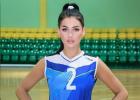 Tatyana Demyanova, Atlet Voli Kazakhstan Berwajah Model