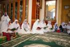 Bobby-Aulia Bertarung di Pilwakot Medan, Kahiyang Ayu dan Shaula Bermunajat