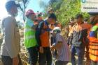 Bersihkan Material Longsor, Operator Alat Berat PLTA Batangtoru Jatuh ke Jurang