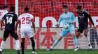 Blunder Kiper Jadi Penentu Kemenangan Real Madrid atas Sevilla