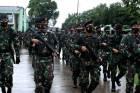 Pasukan Kodam Hasanuddin Dikerahkan Amankan Bantuan Gempa Sulbar