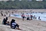 Pantai Kuta Bali Kembali Dibuka Untuk Wisatawan
