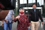 Mantan Bupati Bogor Nurhayanti Jalani Pemeriksaan di KPK