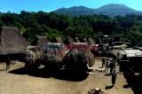 Mengunjungi Perkampungan Megalitikum di Kaki Gunung Inerie NTT
