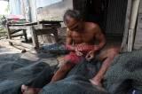 Derita Nelayan Tambak Lorok Semarang, Terdampak Covid-19 dan Gelombang Laut