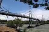 Jembatan Bambu Senilai Rp1,2 Miliar di Ekowisata Mangrove Wonorejo Mangkrak