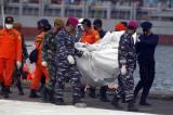Hari Ke-7, Total 272 Kantong Jenazah Berisi Body Part Korban Sriwijaya Air SJ 182 Berhasil Dievakuasi