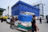 Antisipasi Gempa Susulan, Pasien RSUD Provinsi Sulbar Dirawat di Tenda Darurat