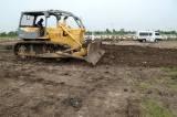 Lahan Pemakaman Covid-19 TPU Keputih Surabaya Terus Diperluas