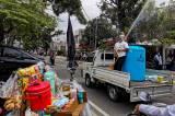 Kasus Baru Covid-19 di Jakarta Tak Kunjung Reda, Penyemprotan Disinfektan Digencarkan