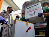 Dikawal Ketat, 25.600 Vaksin Covid-19 Tiba di Kabupaten Bogor