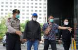 Tiba di KPK, Gubernur Sulsel Nurdin Abdullah Langsung Jalani Pemeriksaan