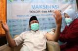 Ratusan Tokoh Muhammadiyah dan Aisyiyah Jawa Timur Disuntik Vaksin Covid-19