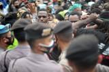 Langgar Prokes, Polisi Bubarkan Demo Mahasiswa Papua di Semarang