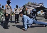 Satgas Covid-19 Gelar Penyekatan Masuk ke Wilayah Bandar Lampung