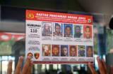 Ini Dia Tampang DPO Tersangka Kasus Penyerangan Pos TNI di Papua Barat