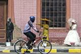 QR Code PeduliLindungi Belum Tersedia, Kota Tua Ditutup untuk Berolahraga