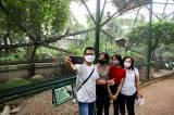 Wahana Taman Burung TMII Mulai Dibuka Untuk Rekreasi