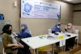 Hari Kedua Sentra Vaksinasi Covid-19 MNC Peduli