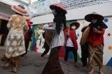 Pelajar Surabaya Suguhkan Drama Ritual Petani di Hari Tani Nasional 2021