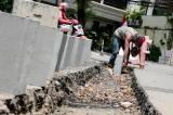 Revitalisasi Trotoar Jalan di Kawasan Senopati