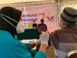 Antusiasme Tinggi! Vaksinasi Covid-19 Partai Perindo di Lido Lake Resort Targetkan 1.000 Akseptor