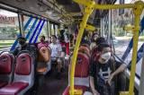 Imbauan Patuhi Protokol Kesehatan di Transportasi Umum