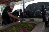 Ganjar Pranowo Berziarah ke Makam Presiden Soekarno