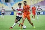 Madura United FC Bungkam Persiraja Banda Aceh 2-1