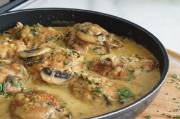 Resep Ayam Krim Kari Jamur, Bisa untuk Menu Lebaran
