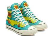 Converse Angkat Tema Scooby-Doo untuk Dua Koleksi Terbaru