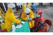 Puluhan ASN Pemkot Salatiga Jalani Rapid Test ke Dua