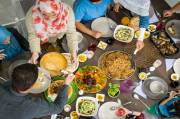 Lebaran, Waspadai Penyakit Akibat Makan Berlebihan