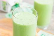 Segarkan Siang Anda dengan Membuat Green Tea Yoghurt