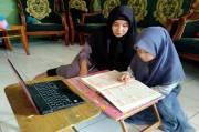 Classmeeting Daring SD Muhlas, Obati Kerinduan Pada Teman Sekolah