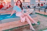 Potret Minimalis Elegan Beauty Influencer Surabaya Cella Vanessa