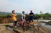 Berburu Lokasi Selfie di Cadas Kedung Djayub Banyumas