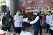 Relawan Indonesia Bersatu Lawan Covid-19 Salurkan 4.600 APD untuk Tenaga Medis RSPI