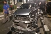 Tabrakan Beruntun di Kebon Sirih Timur, Polisi Sebut Tidak Ada Korban Jiwa